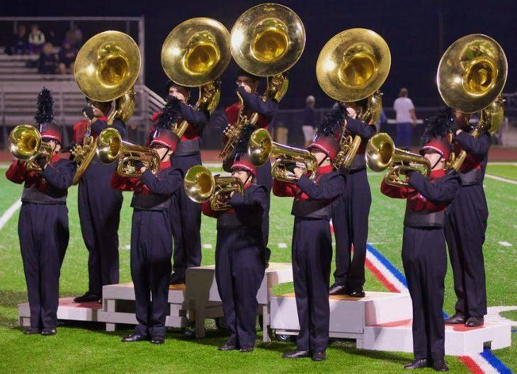 Murray High School Tiger band wins state championship