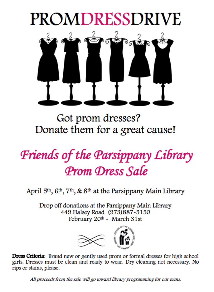 Prom Dress Drive Ends On Saturday Parsippany Nj News