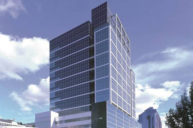 Chinese firm buys One Newark Center