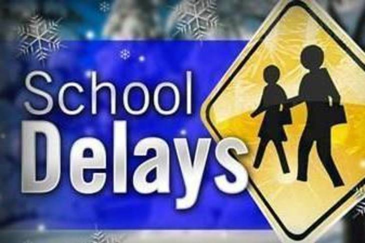 Closings and delays for Friday, Jan. 5