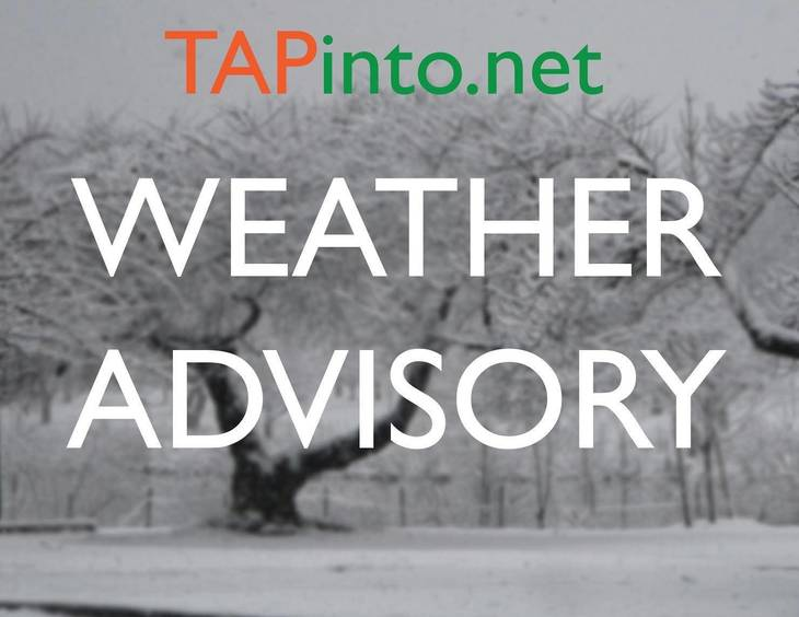 National Weather Service: Winter weather advisory from 11 pm to 9 am