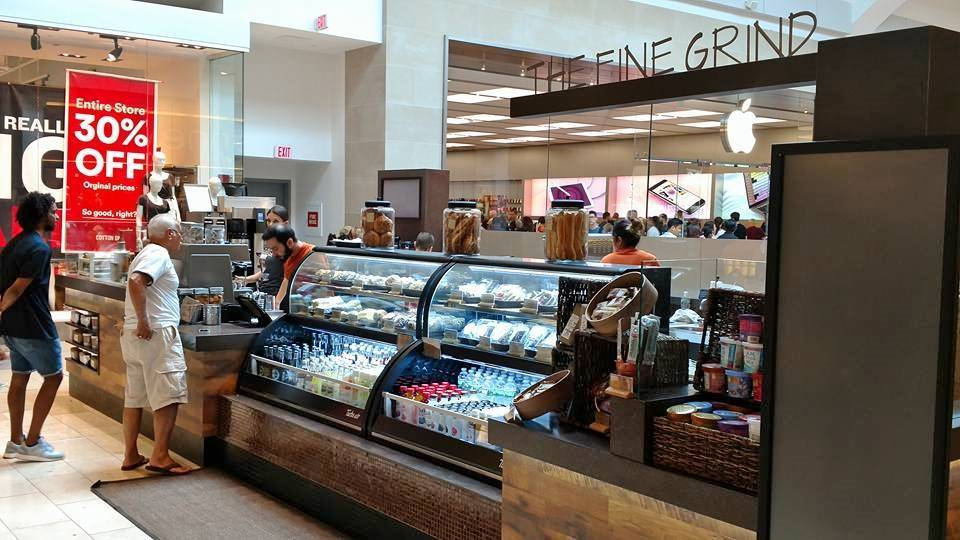The Fine Grind Opens Its First Kiosk In Garden State Plaza