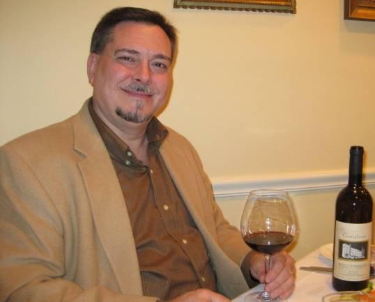 Meet Mark R. Vogel, Local Novelist