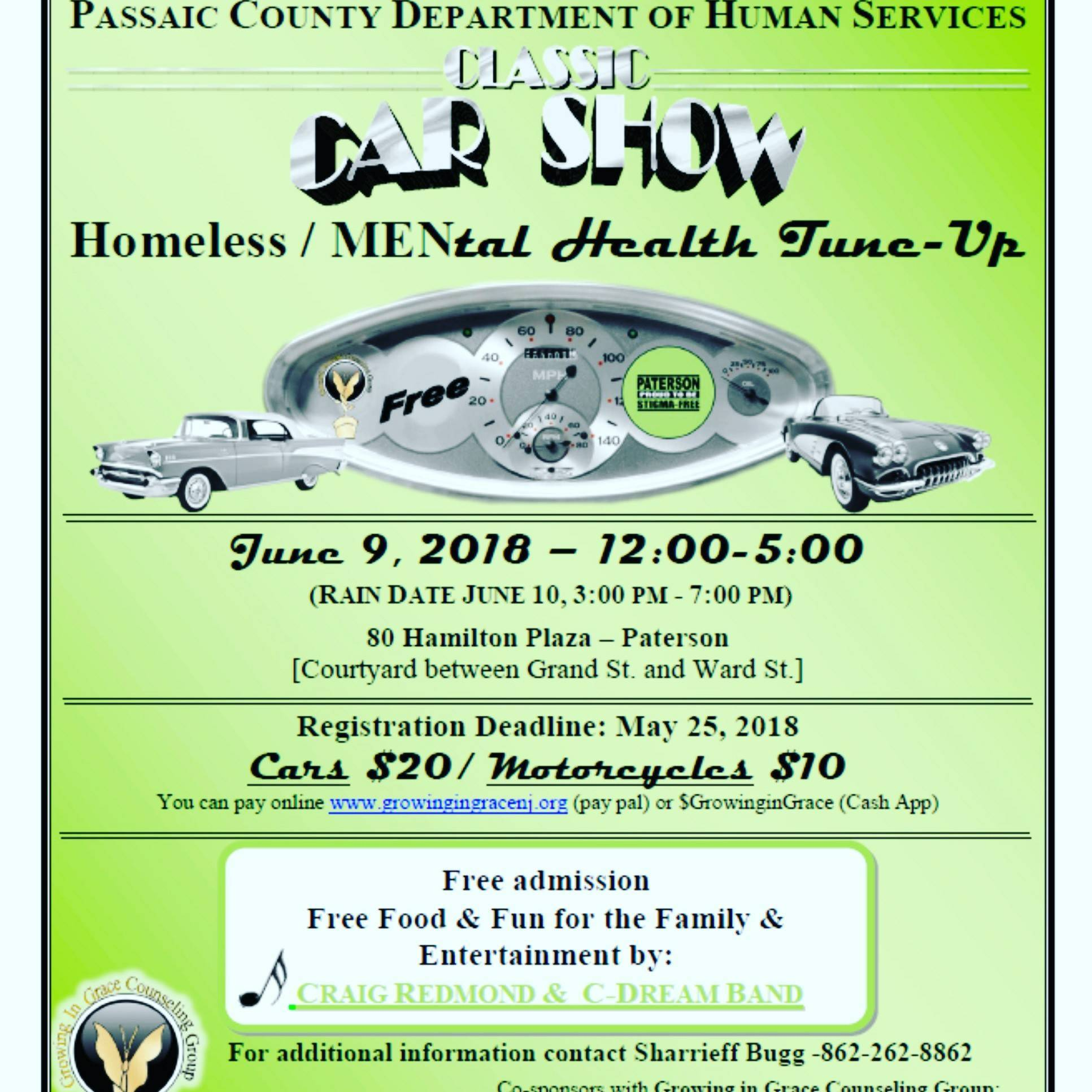 Classic Car Show Homeless Mental Health Tune Up Tapinto