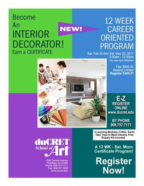 Swell Plainfields Ducret School Of Art Spring Semester Courses Home Interior And Landscaping Ologienasavecom