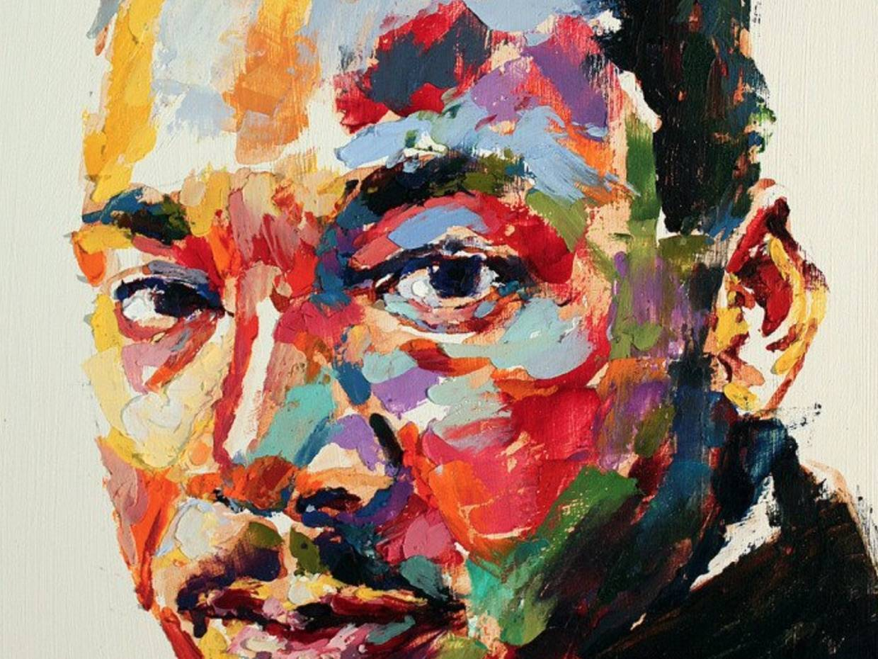 essay on dr martin luther king