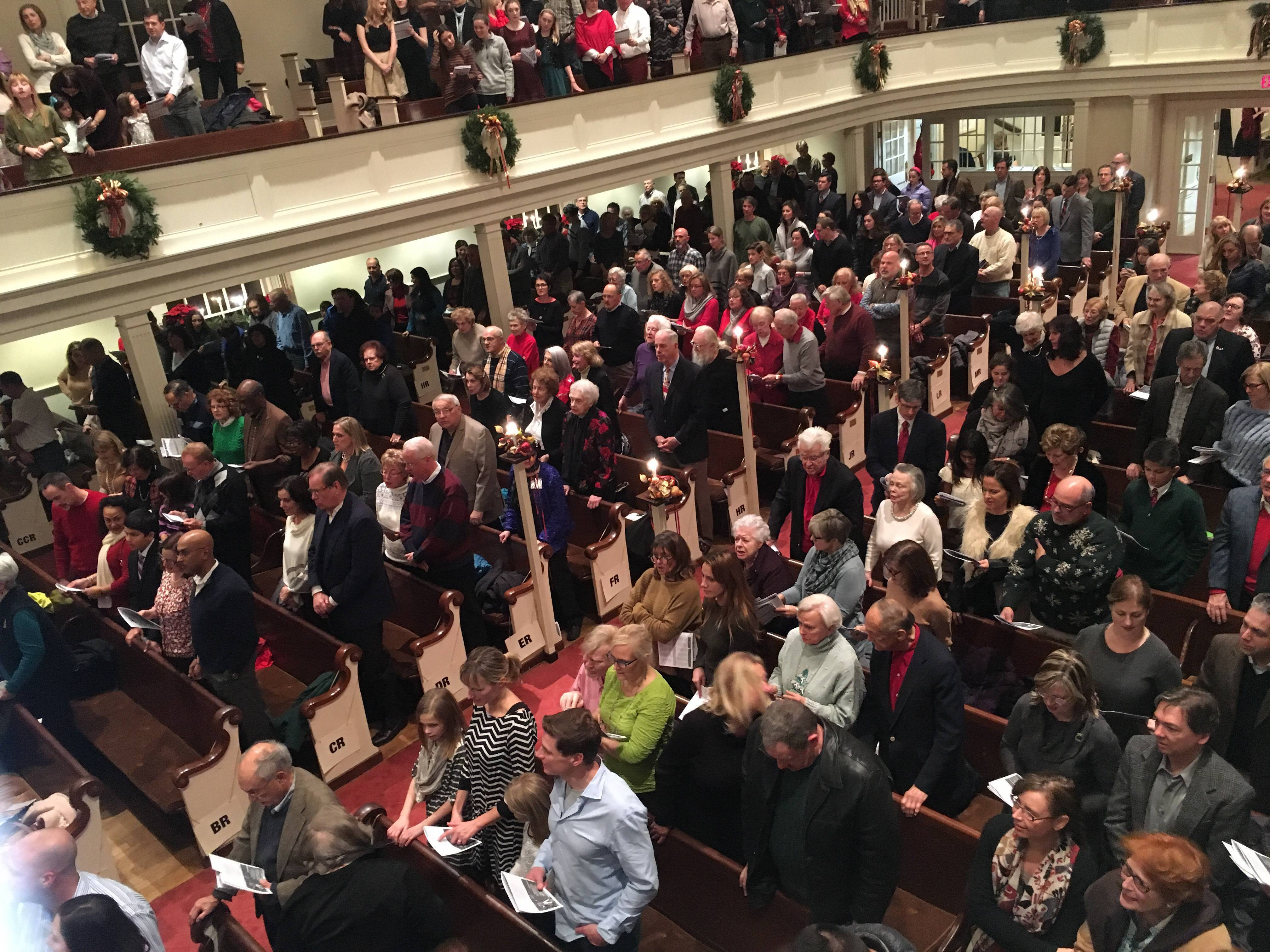 NJ Festival Orchestra Dazzles Crowd at Westfield Holiday Concert