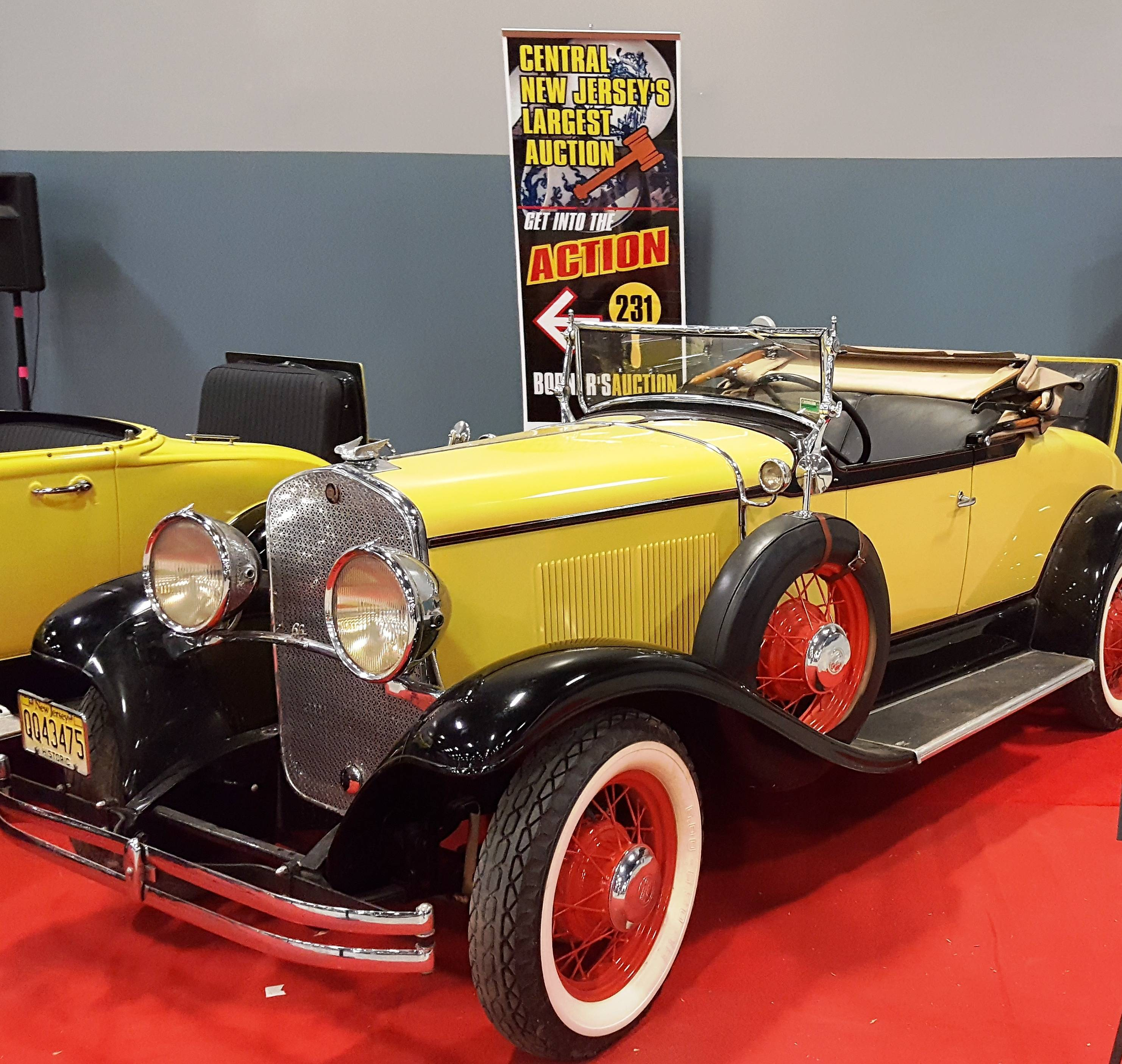 Classic Cars On Sale Saturday At New Jersey Home Show In