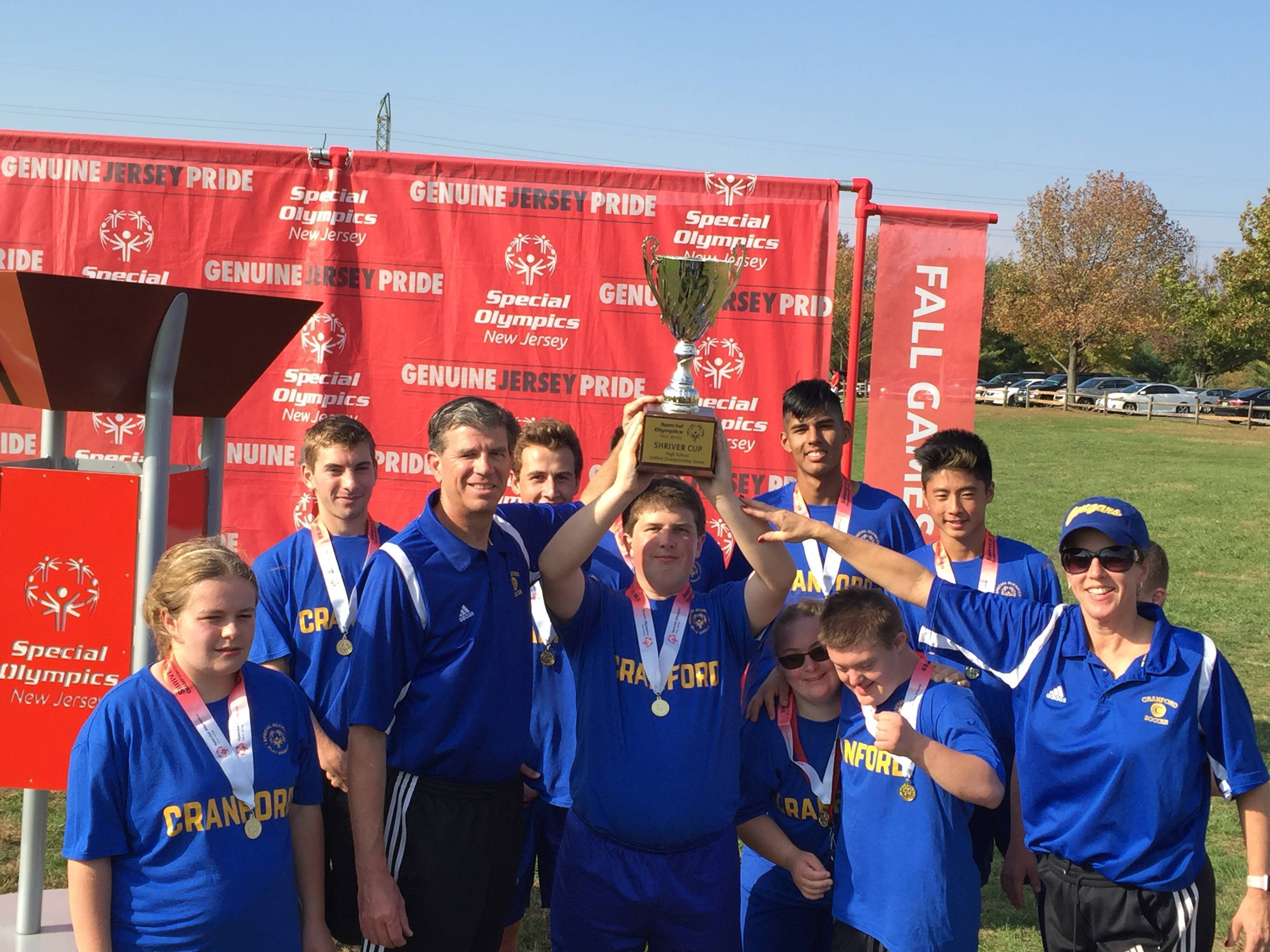 New jersey union county cranford - Cranford High School Unified Soccer Wins Special Olympics New Jersey Shriver Cup Cranford Nj News Tapinto