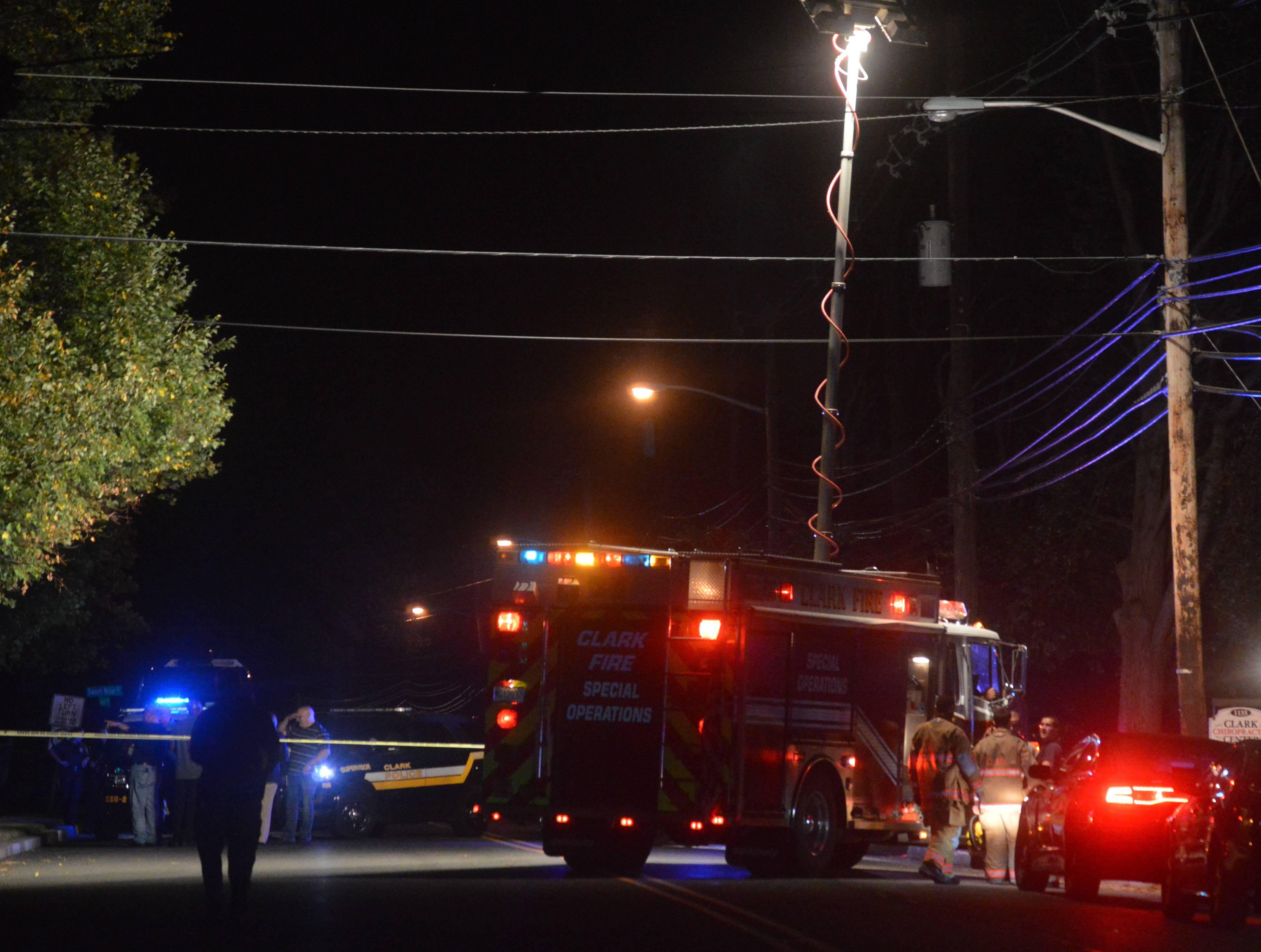 Officers Shoot Man Wielding Machete In Clark, New Jersey, Police Say