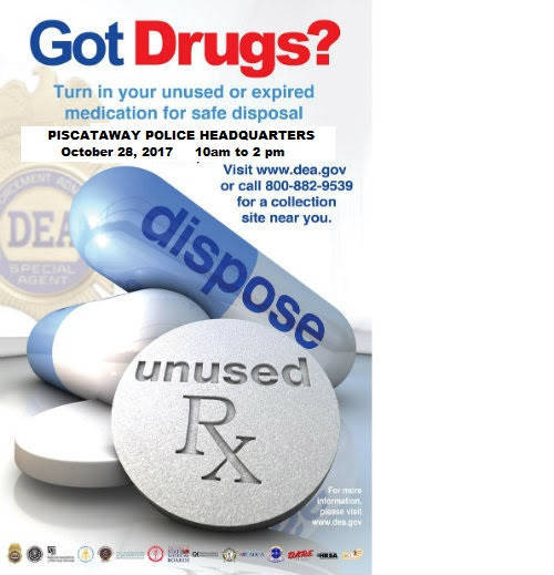 Get rid of unused medications safely at drug take back event