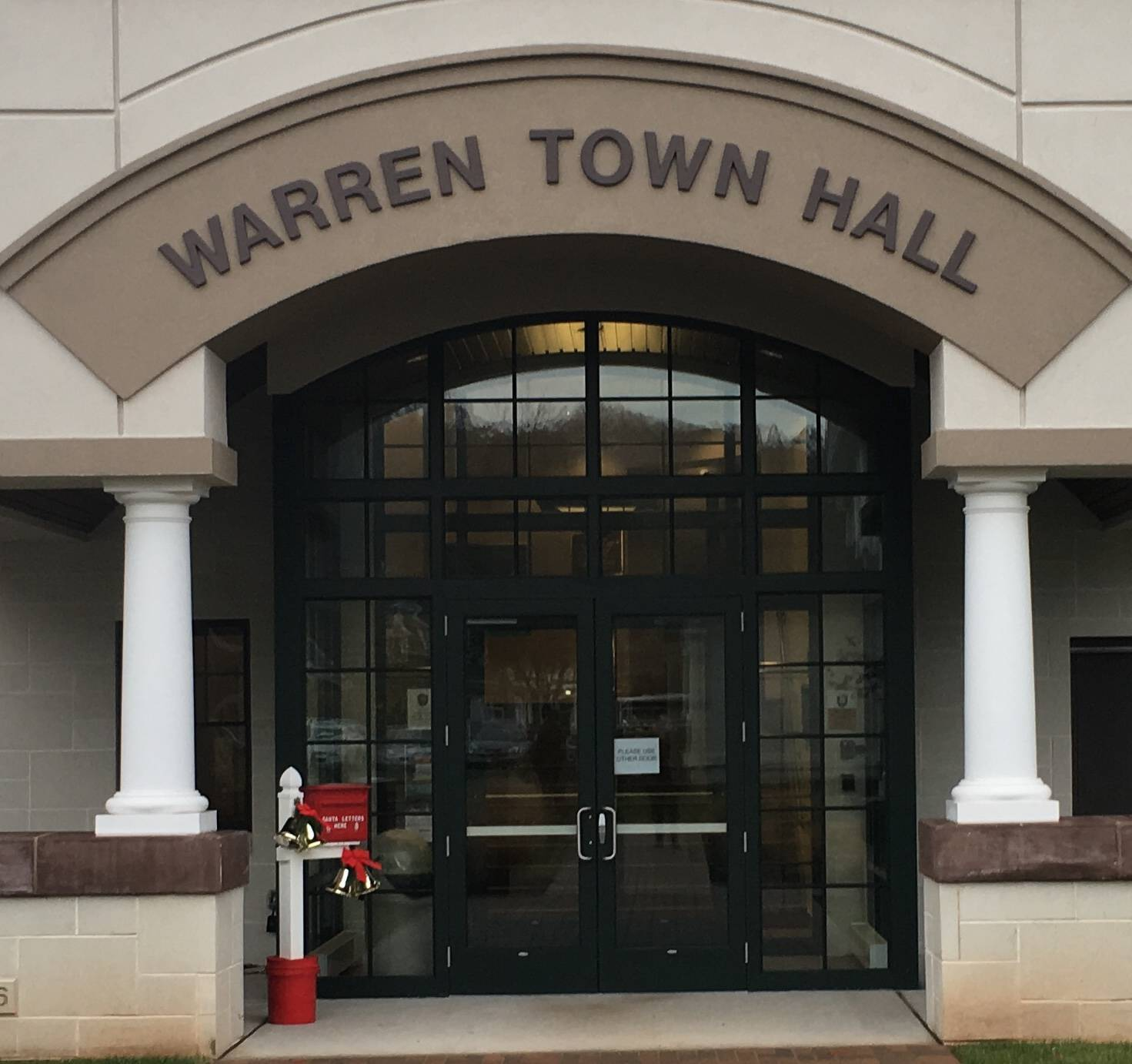 Santa Claus Approves Warren Township To Collect Letters To Santa