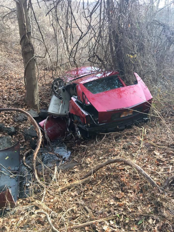 Car Crash Dianne