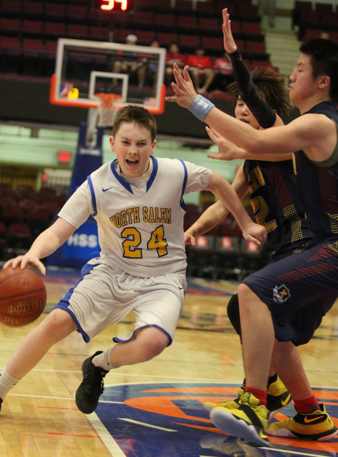 North Salem 14 Year Old Boy Missing Since Tuesday: Photos: North Salem Basketball Defeats Keio In Semifinals