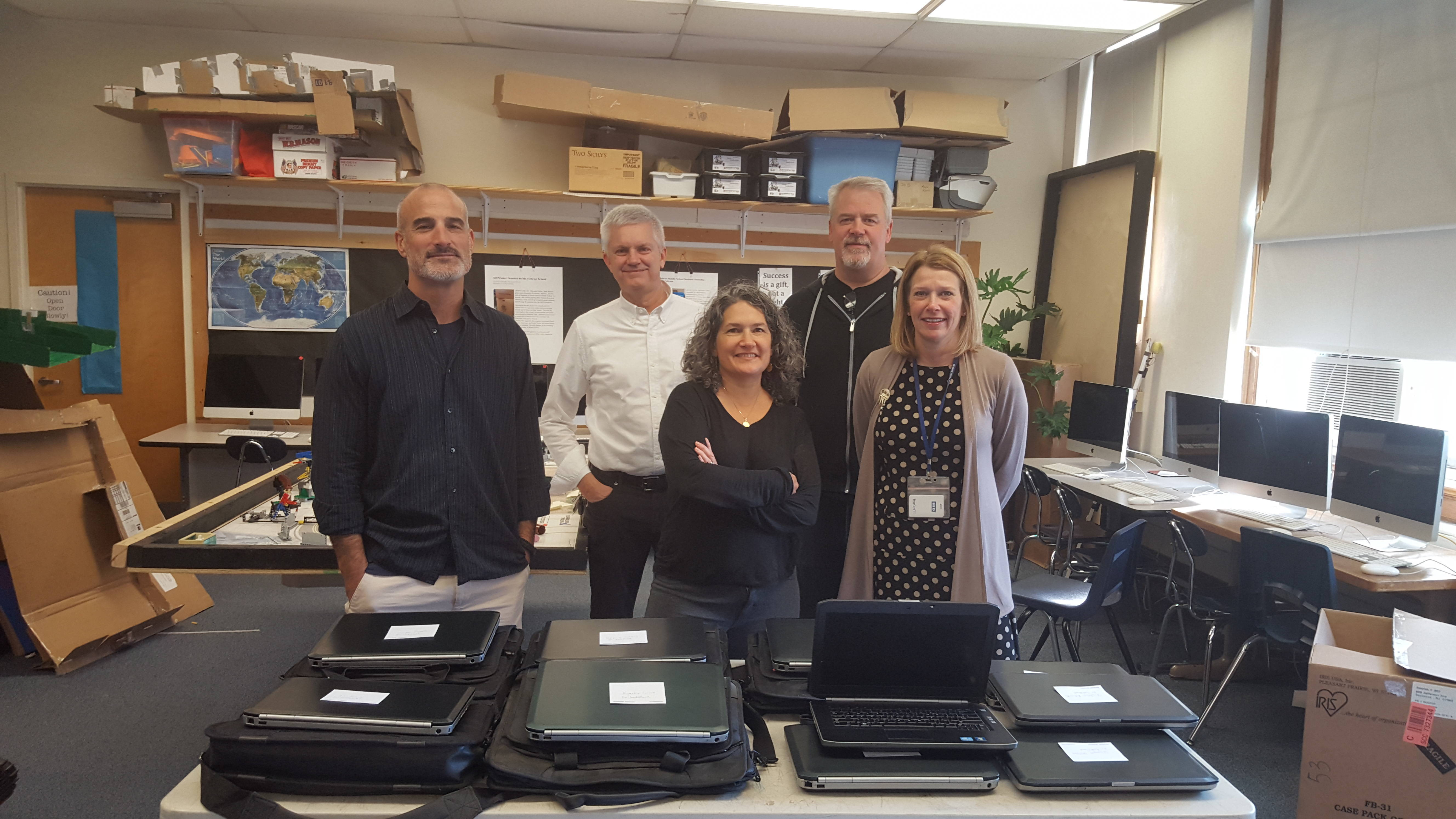 Laptop Upcycle: Seeking to Help Montclair Students in Need