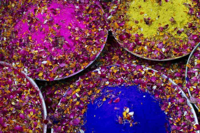 Elections bring windfall for Holi colour makers in Uttar Pradesh