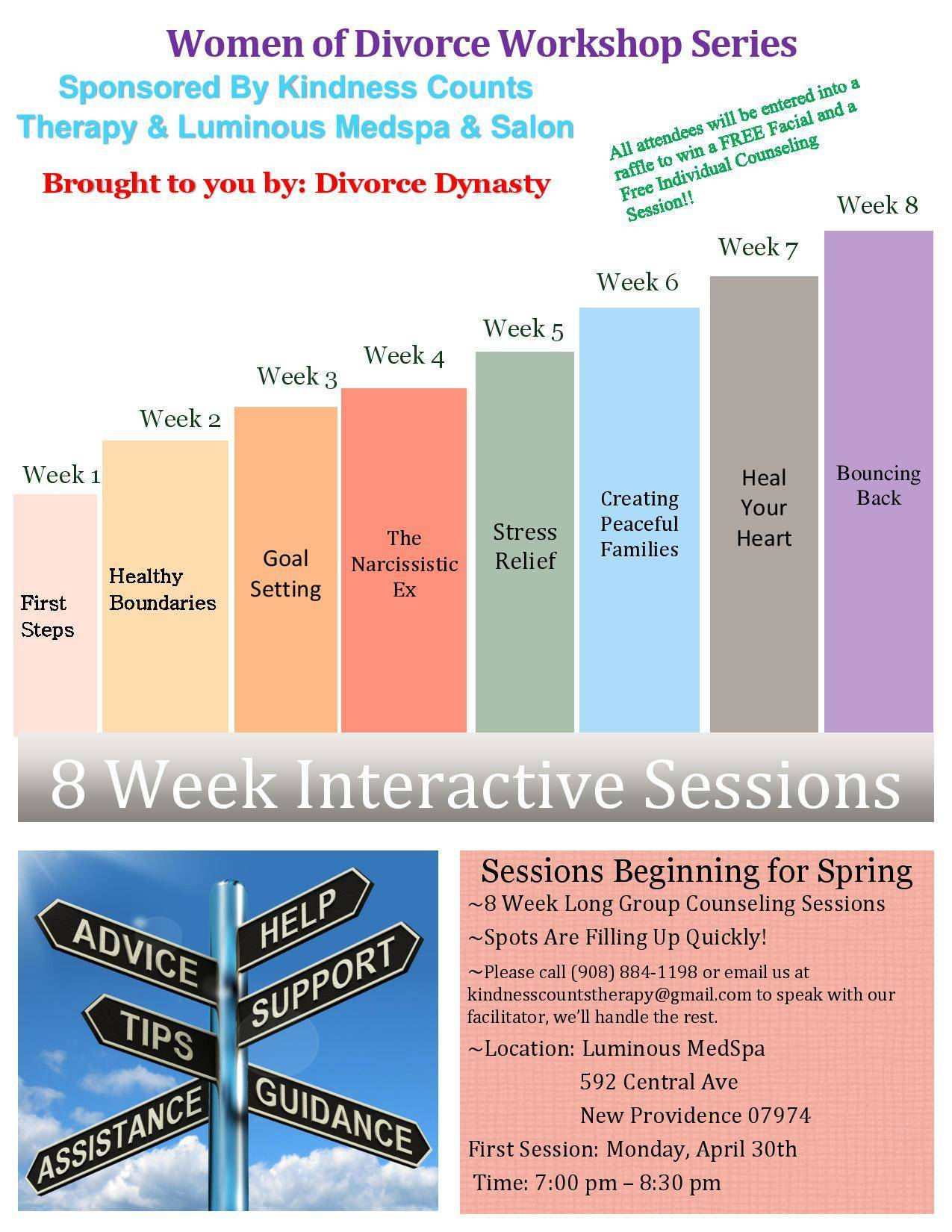 Divorce dynasty presents a free group counseling series tapinto divorce seriesg solutioingenieria Images
