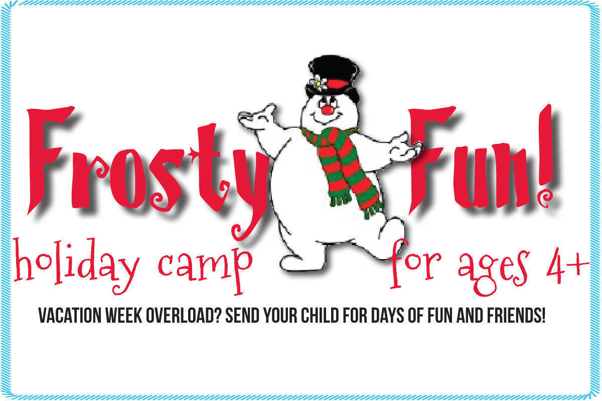 frosty fun holiday camp at the connection tapinto. Black Bedroom Furniture Sets. Home Design Ideas