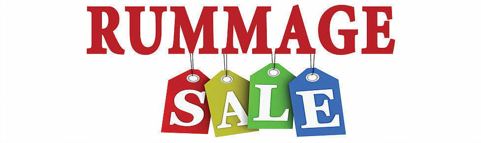 Rummage Sale at Community Congregational Church - TAPinto