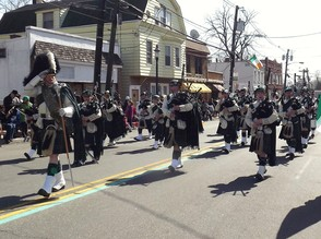 Essex County Shillelagh Pipes and Drums