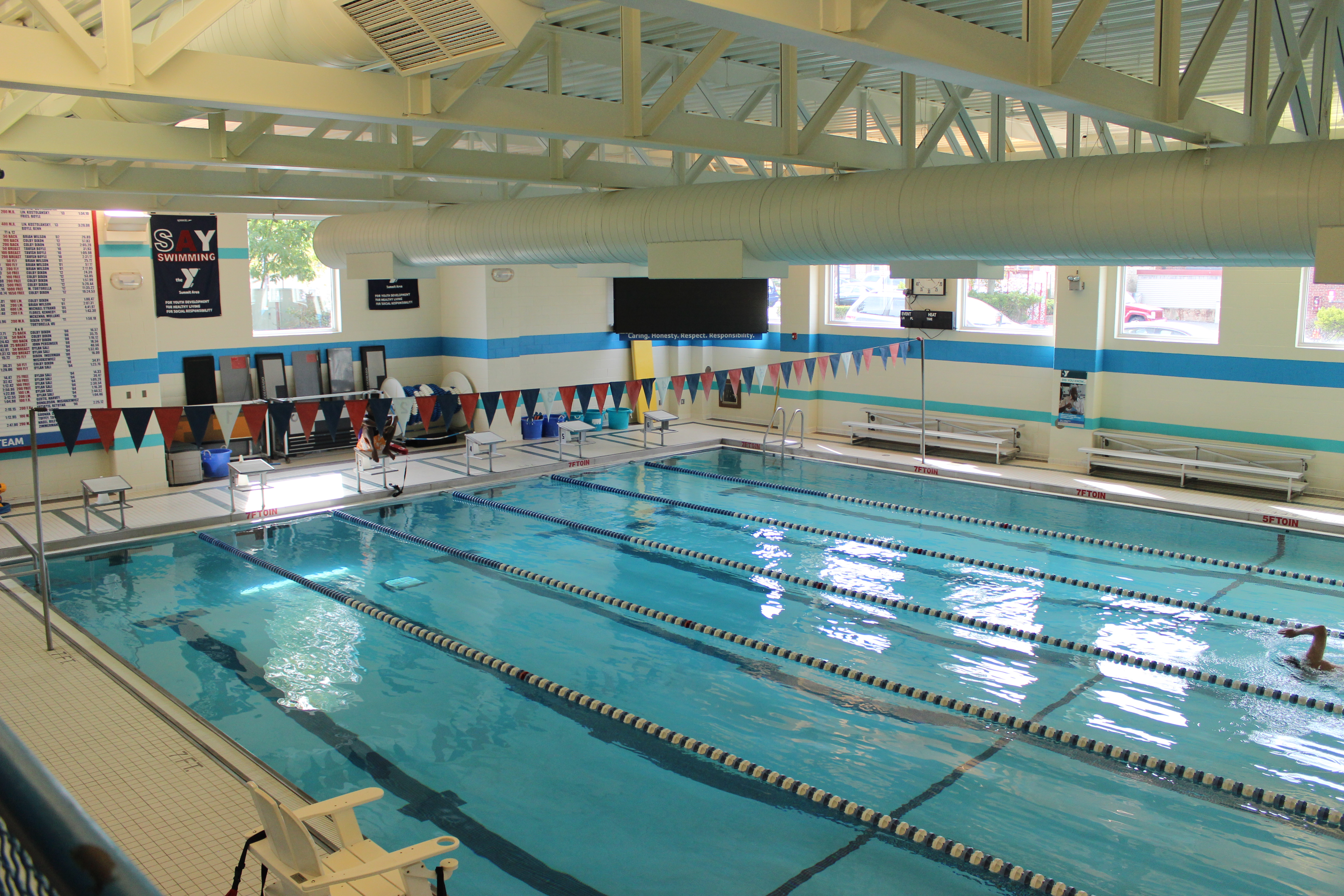 Summit Area Ymca Pools Amp Gym Closed For Deep Freeze Meet
