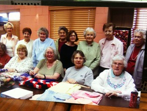 Knitting Labor of Love for South Plainfield Seniors, photo 1