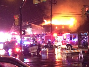 Two-Alarm Fire In Commercial Structure on Springfield Avenue, photo 4