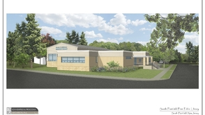 South Plainfield Library Board Sets July 30 as Ground Breaking Date for Library Expansion, photo 1