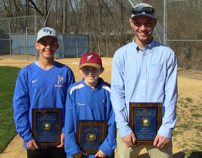 SPFBL Award-Winning Players for 2014
