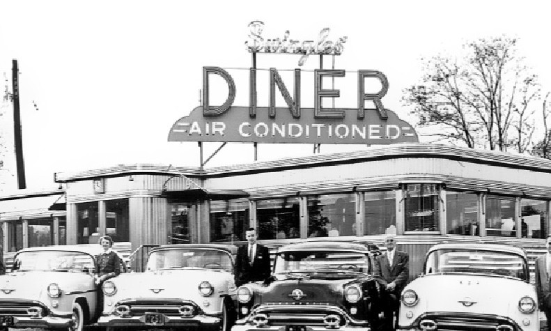 Diner Exhibit Offers Unique History Of A New Jersey Icon