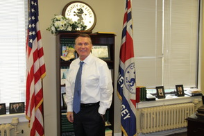 Essex County Clerk Chris Durkin