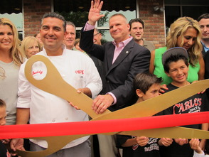 Carlo's Ribbon Cutting