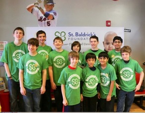 Fifteen Warren Boys Went Bald For St. Baldrick's Foundation To Support Childhood  Cancer Research , photo 2