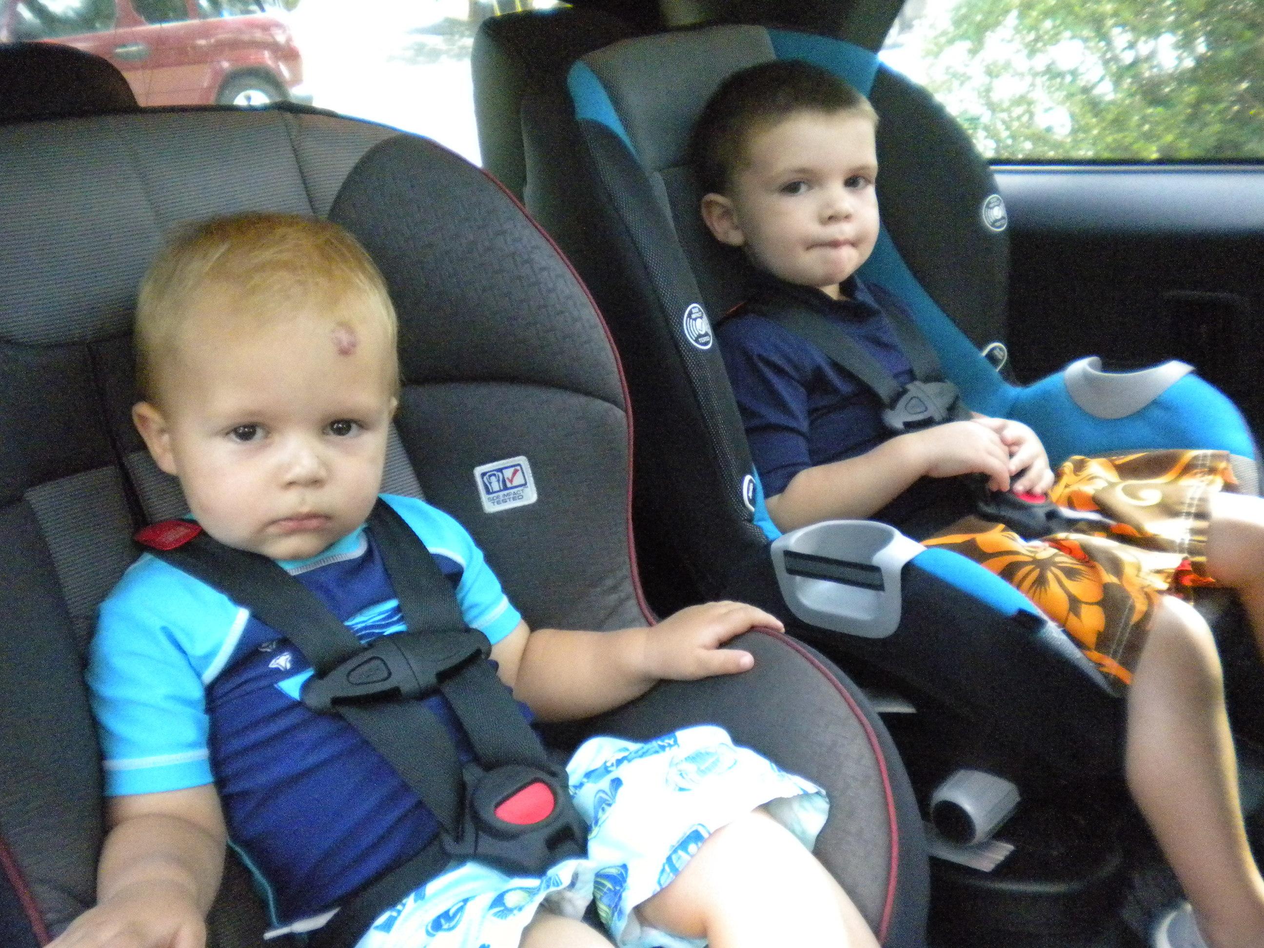 Nj Baby Car Seat Law