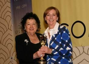 Cranford Director Receives Economic Development Award