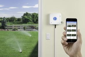 Rachio Wifi Controlled Sprinkler System