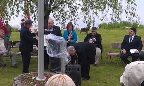 Allison Littell McHose tells her family history.