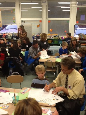 Second Grade Written Accomplishments Shared With Families  , photo 3