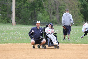 Randolph Youth Volunteers Help Make Challenger Game an Inspirational Experience For All, photo 7