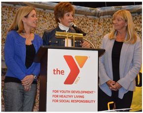YMCA Kick-Off Event