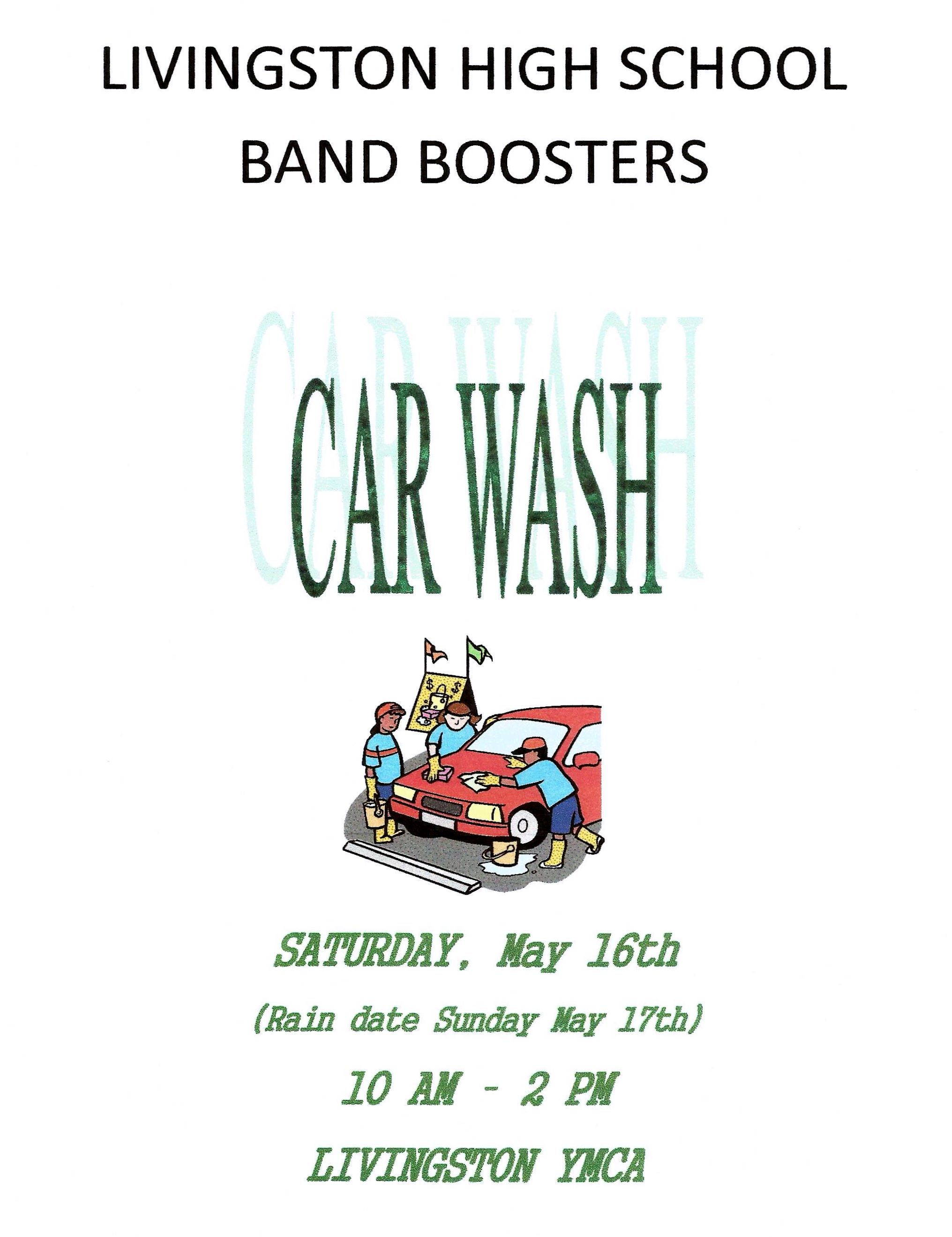 The Livingston High School Band Boosters To Host Two Fundraisers On May 16 News Tapinto