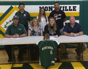 Montville's Jessica Sholongo signs with Delaware State Hornets