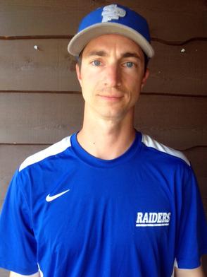 New SPFHS Varsity Baseball Coach Joe Higgins