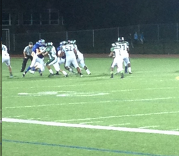 Millburn High School Football Team Drops to 0-2 After Loss to West Side, photo 8