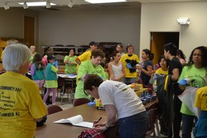 Registration for North Plainfield Clean Communities Day