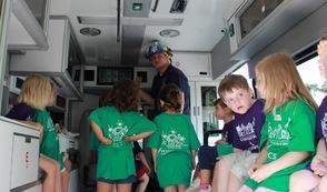 Exploring a Sparta Ambulance