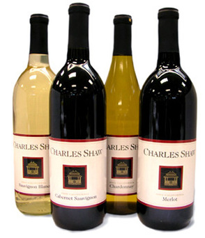 Charles Shaw Wines