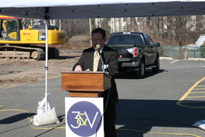 Ground Breaking Ceremony Held at Third and Valley in South Orange, photo 6