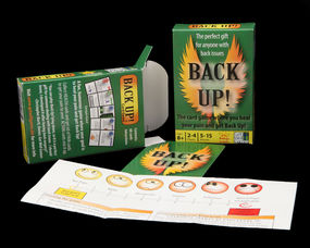 South Orange Resident Invents Card Game For People with Back Pain, photo 4