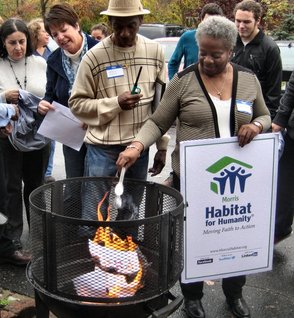 For the First Time Morris Habitat Burns Mortgages, photo 1